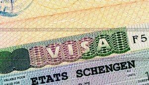 Шенгенская виза для украинцев