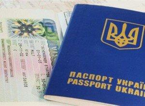 Визы шенген Киев